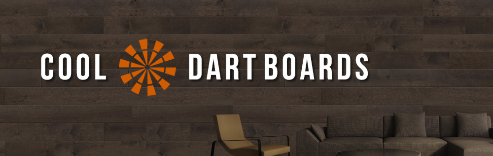 Cool Dart Boards Header image. The cool dart boards site contains colorful, decorator and unique dart boards.